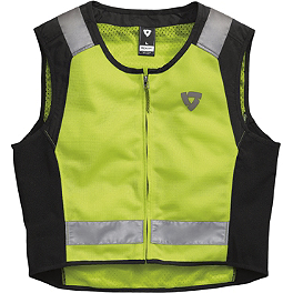 REV'IT! Athos Air Vest - Alpinestars Flare High Visibility Vest