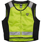 REV'IT! Athos Air Vest -  Motorcycle Safety Gear & Protective Gear