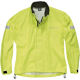 REV'IT! Cyclone H2O Rain Jacket - A Twist Of The Wrist 2 DVD