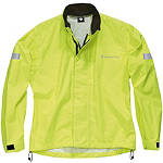 REV'IT! Cyclone H2O Rain Jacket -  Motorcycle Jackets and Vests