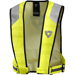 REV'IT! Hi-Viz Connector Vest - REV'IT! Athos Air Vest