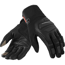 REV'IT! Neutron Gloves - River Road Cheyenne Leather Gloves