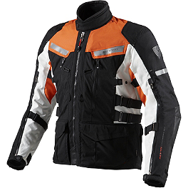 REV'IT! Sand 2 Jacket - SPIDI Voyager H2 Jacket
