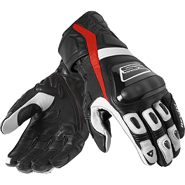 REV'IT! Stellar Gloves - GB Racing Protection Bundle