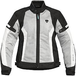 REV'IT! Women's Airwave Jacket - Dainese Women's Two Delta D-Dry Jacket