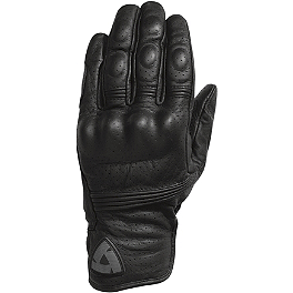 REV'IT! Women's Fly Gloves - Icon 1000 Women's Hella Kangaroo Gloves - Short