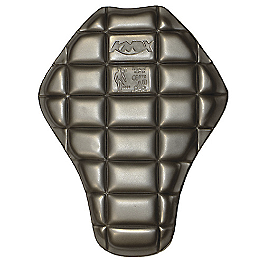 REV'IT! Women's Knox Advance X CE Back Protector - Forcefield Body Armour SuperLite L1 Back Insert