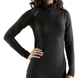 REV'IT! Women's Trinity Shirt - Forcefield Body Armour Women's SportLite L2 Back Protector