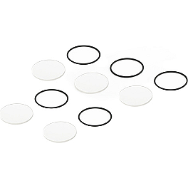 Replay XD720 Clear Lens Cover - 5 Pack - Replay XD1080 RePower Battery Adapter - 4m