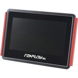 "Replay XD ReView Field Monitor 4.3"" - Replay XD RePower 4400 mAh Battery Pack"