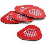 Replay XD 3M VHB 4991 Mount Adhesive For SnapTray - 5 Pack - Replay XD Cruiser Helmet Cameras