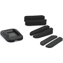 Replay XD SnapTray Goggle Mount - Replay XD VHB SnapTray Flat - 5 Pack