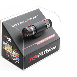 Replay XD1080 Video Camera Complete System - Contour Roam2 Camera