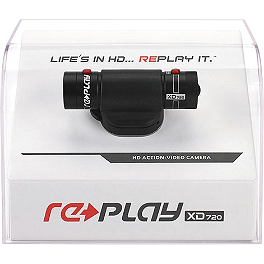 Replay XD720 Video Camera Complete System - Contour Roam2 Camera