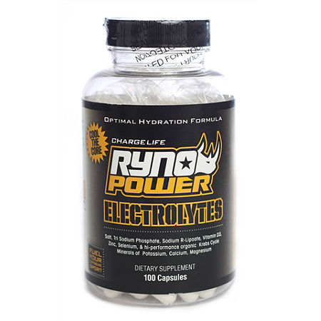 Ryno Power Electrolytes - Main