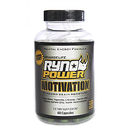 Ryno Power Motivation - Ryno Power Carbo-Fuel