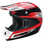 Z1R Roost Volt Helmet - OMEGA Dirt Bike Protection