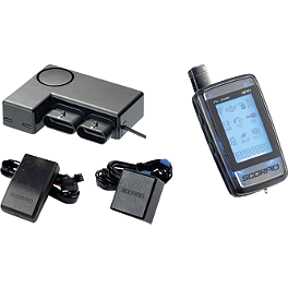 Scorpio Alarms SR-I900R RFID Security System - Scorpio Alarms SR-I900 RFID/Two-Way FM Security System