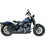 Samson Legend Series Sidewinders Exhaust