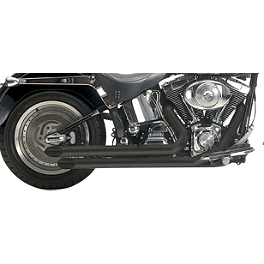 Samson Legend Series Boloney Cut Exhaust - 2012 Harley Davidson Road King Classic - FLHRC Samson Silver Bullet 3