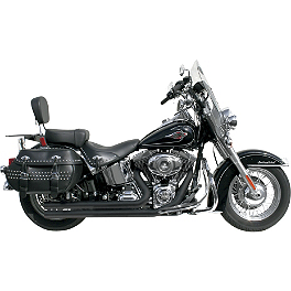 Samson Legend Series Cannons Exhaust - Samson True Dual Crossover Full System With 4