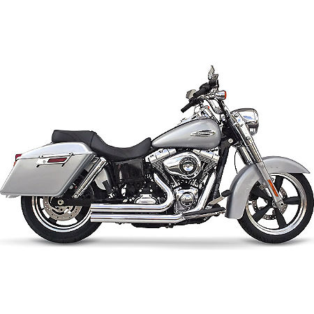 Samson Legend Series Shorties Exhaust - Main