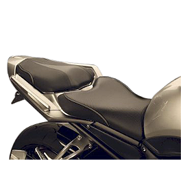 Sargent World Sport Performance Seat With Black Welt - 2010 Yamaha FZ1 - FZS1000 Sargent World Sport Performance Seat With Black Welt