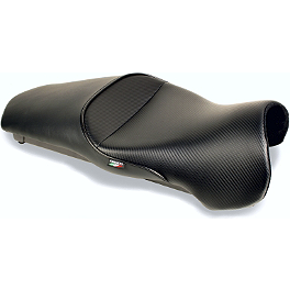 Sargent World Sport Performance Seat With Black Welt - 2002 Ducati Supersport 900 Sargent World Sport Performance Seat With Black Welt