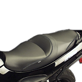 Sargent World Sport Performance Seat With Black Welt - 1999 Triumph Sprint ST 955 Sargent World Sport Performance Seat With Black Welt