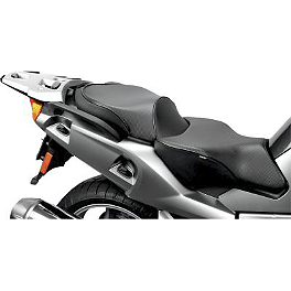 Sargent World Sport Performance Low Seat With Black Welt - 2012 BMW R 1200 GS Sargent World Sport Performance Seat With Black Welt