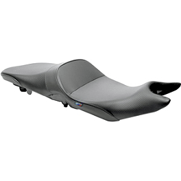 Sargent World Sport Performance Low Seat With Black Welt - Sargent World Sport Performance Seat With Red Welt