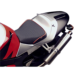 Sargent World Sport Performance Seat With Red Welt - 2000 Honda RC51 - RVT1000R Sargent World Sport Performance Seat With Red Welt