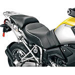 Sargent World Sport Performance Two Piece Seat With Silver Welt - SARGENT Motorcycle Products