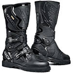 SIDI Adventure Gore-Tex Boots - SIDI Cruiser Riding Gear