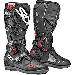 Sidi Crossfire 2 SRS Boots - SIDI Dirt Bike Riding Gear