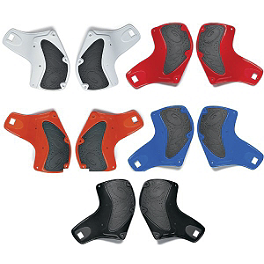 SIDI Crossfire Calf Protectors - SIDI Crossfire / Charger Replacement Rear Upper Covers