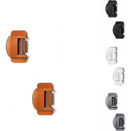 SIDI Crossfire / Charger Narrow Strap Retainers - SIDI Force Replacement Boot Buckles