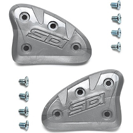 SIDI Crossfire Metatarsus Insert - SIDI Force Metal Toe Plates