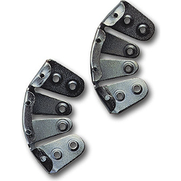 SIDI Force Metal Toe Plates - SIDI Force Replacement Boot Straps
