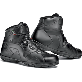 Sidi Astro Boots - Dainese Short Shift Shoes