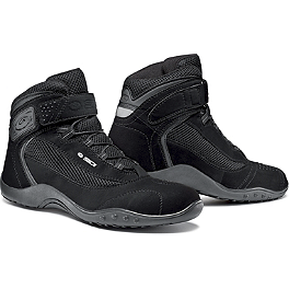 Sidi New York Riding Shoes - Firstgear Kilimanjaro Lo Waterproof Boots
