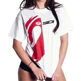 SIDI Slice T-Shirt - FMF JGR Milly T-Shirt