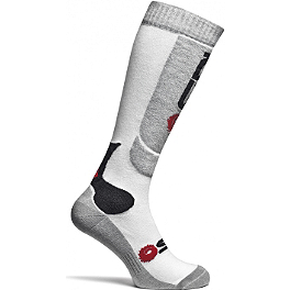 SIDI Tech MX Socks - SIDI Tech Road Socks