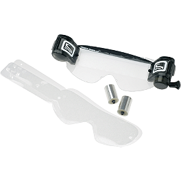 Scott Works 80 Series Film Kit - 2008 Honda CRF250X ASV F1 Clutch Lever With Hot Start & Perch