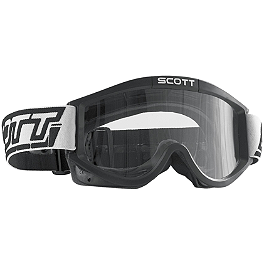Scott 87 OTG Goggles - Scott 87 OTG With Nofog Fan - Black