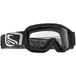 Scott Youth 89Si Goggles - Scott Works Youth 89Si Tear-Offs - 20 Pack
