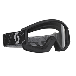 Scott Recoil Goggles - Scott 80 Series Works Lens