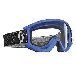 Scott Recoil Pro Goggles - Scott Works 80/Xi Series Tear-Offs - 20 Pack
