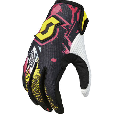 2013 Scott 350 Gloves - Con Artist - Main