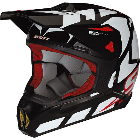 2013 Scott 350 Helmet - Tread - Main